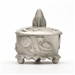 Rocket Tooth Fairy Box