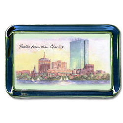 Boston Paperweight