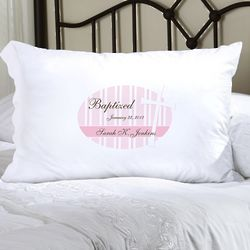 Personalized Religious Cross Pillow Case