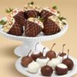 10 Sweet Cherries and Half Dozen Summer Berries