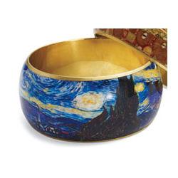 Van Gogh Starry Night Bangle