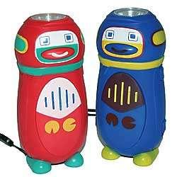 Robot Eco Flashlight