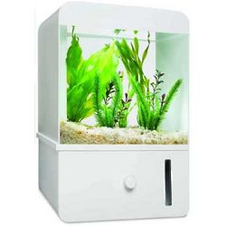 iTank White Mini Aquarium Kit