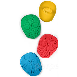 Muncha Libre Cookie Cutter and Stampers