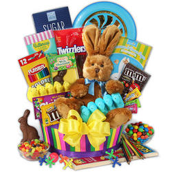 Kid's Sweets and Activities Easter Basket