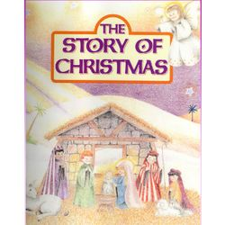 """The Story of Christmas"" Personalized Children's Book"