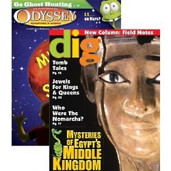 Odyssey/Dig Combo Magazine Subscription