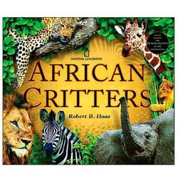 African Critters Book