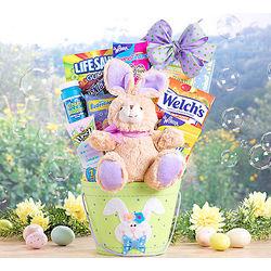 Bunny Love Gift Basket
