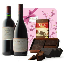 Brix Chocolate for Bordeaux and Pinot Blossom Set