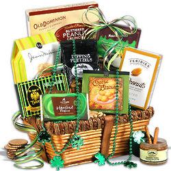 Kiss Me I'm Irish St. Patrick's Day Gift Basket