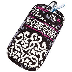Vera Bradley Double Glasses Case