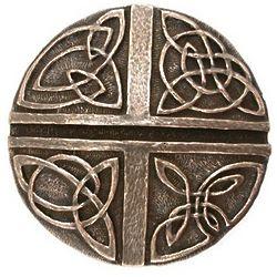 Celtic Love Knot Cross