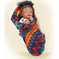 Tiny Miracles Baby Eagle Wing Native American Style Newborn Baby