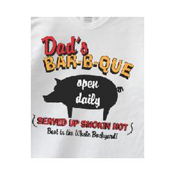 Bar-B-Que Theme T-Shirt