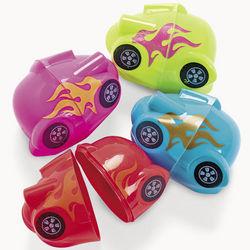Race Car Eggs