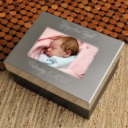 Baby's Keepsake Memory Box