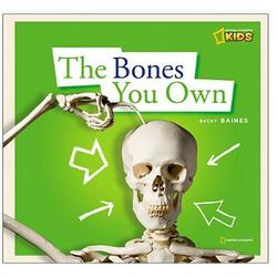 The Bones You Own Book