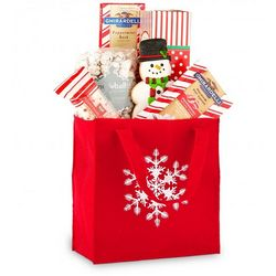 Holiday Sweet Treat Tote