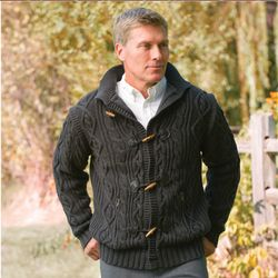 Convertible Hooded Cardigan