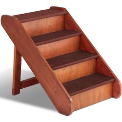 Pup Step Wood Pet Stairs