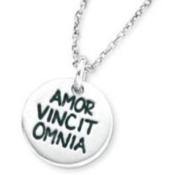 Love Conquers All Pendant