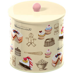 Creative Tops Vintage Baker Cookie Tin
