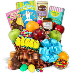 Fruit and Sweets Easter Basket