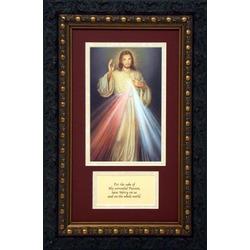 Divine Mercy Image and Prayer