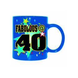 Fabulous at 40 Mug