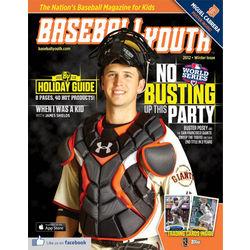 Baseball Youth Magazine Subscription