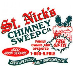 St. Nick's Chimney T-Shirt