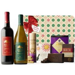 Hess Wine Assortment Gift Basket
