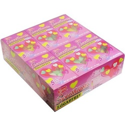 Sweethearts Sugarfree Conversation Hearts Boxes