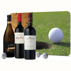 Golf's Ultimate Wines Gift Set