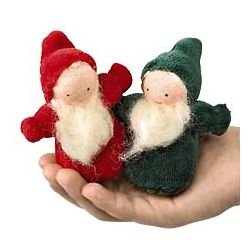 Christmas Pocket Gnome Toys