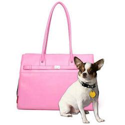 Pink Monaco Pet Tote