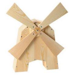 Building Bonds Wooden Windmill Kit