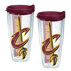 Cleveland Cavaliers Colossal 16 Oz. Tervis Tumblers with Lids