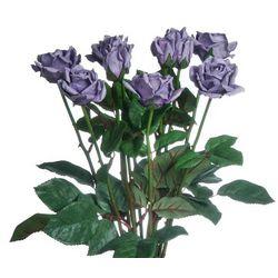 One Dozen Lifelike Paper Roses