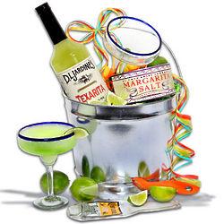 Margarita Madness Gift Basket