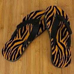 Tiger Print Pro Fit Sandal