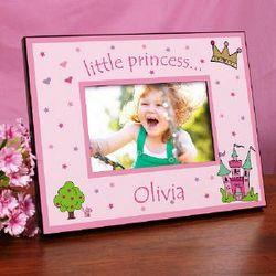 Little Princess Printed Frame