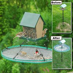 16 Inch Bird Seed Catcher Hoop