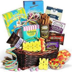 Gourmet Chocolates Easter Basket