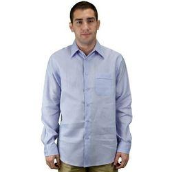 Lavender Button Down Linen Shirt