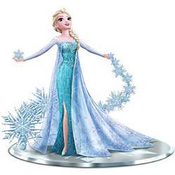 """Disney's Frozen """"Let It Go"""" Elsa The Snow Queen Figurine"""