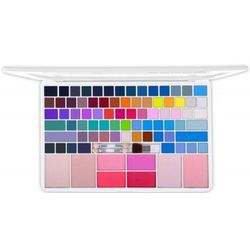 ILookBook Pro Ultra Compact HD Makeup Set with 95 Colors