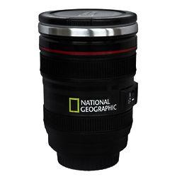 National Geographic Camera Lens Mug