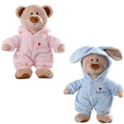 Personalized Pajama Bear